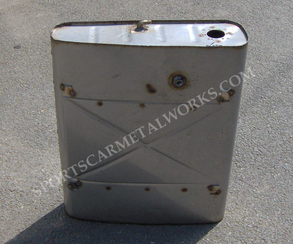 Early MGB Stainless Steel fuel tank