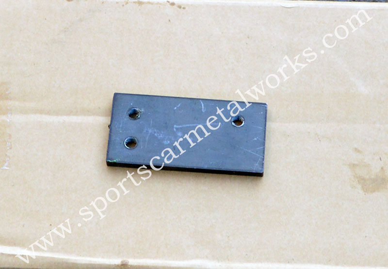 B Post tapping plate