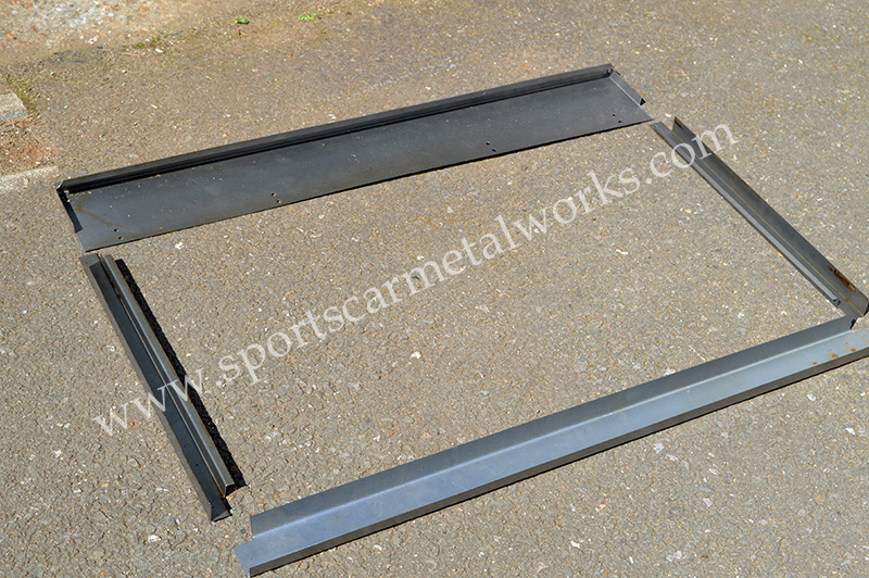 TF Sidescreen rail set