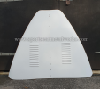Mk 2 Jaguar Bonnet, louvred Coombes style and finished in white primer, £475.00